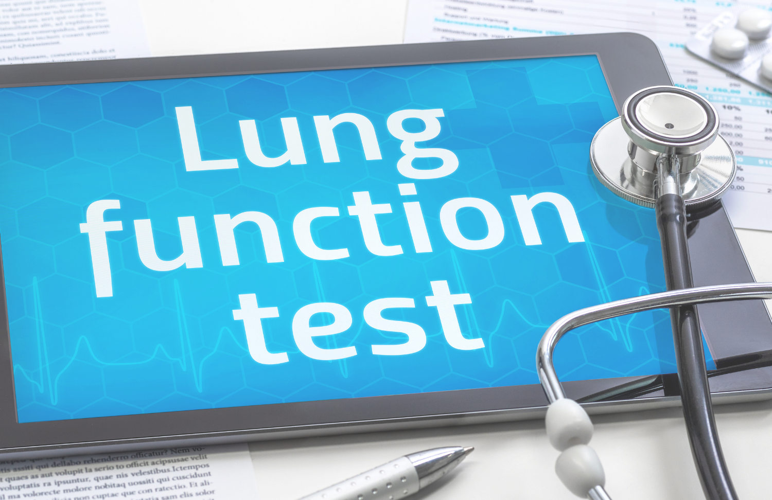 Temporary Cessation of Lung Function Test Service