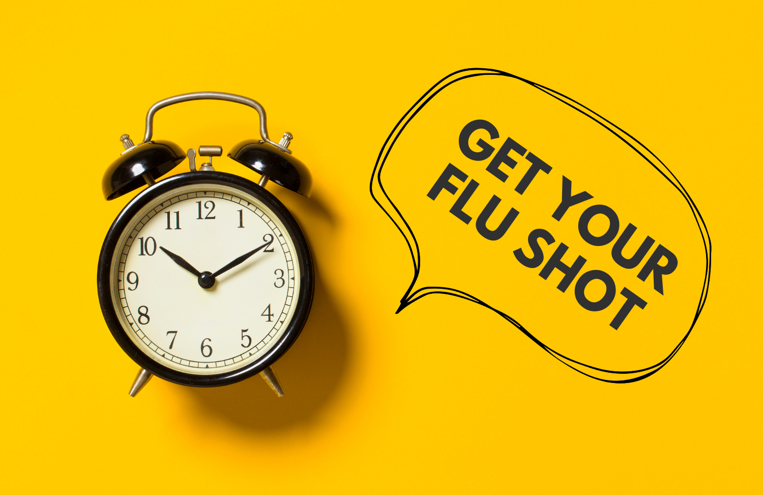 Fight The Flu- Time to Get your Flu Shot!